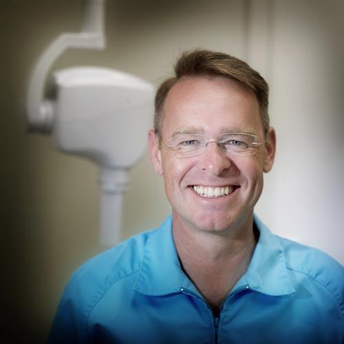 Tandläkare Johan Hagman